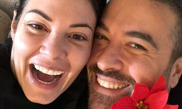 Γιάννης Αϊβάζης: Η τρυφερή φώτο με την κόρη του από την ημέρα αποφοίτησης