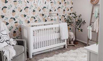 Βρεφικό δωμάτιο: Πώς να το διακοσμήσετε λίγο πριν τον ερχομό του μωρού