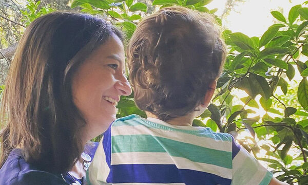 Νίκη Κεραμέως: Πού πήγε με τα παιδιά της και ενθουσιάστηκαν (pics)