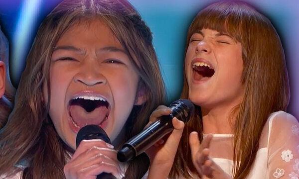 Αυτά τα παιδιά τραγουδούν καταπληκτικά - Δείτε το βίντεο (vid)