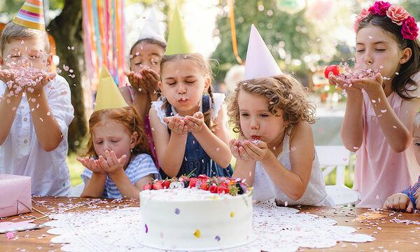 Καλοκαιρινό παιδικό πάρτυ: Έξυπνες ιδέες για τη διακόσμηση και το μπουφέ