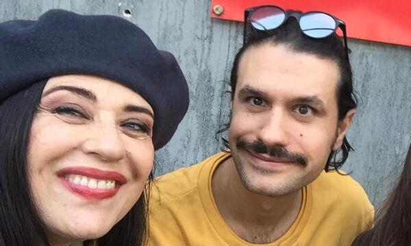 Τζομπανάκη - Αυγουστίδης: Μαμά και γιος έτσι όπως δεν τους έχεις ξαναδεί!