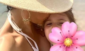 Σίσσυ Φειδά: Οι νέες φωτογραφίες με την κόρη της είναι το κάτι άλλο (pics)