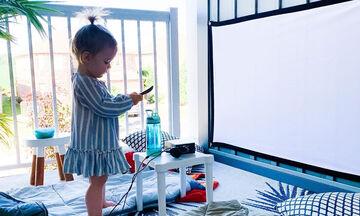 Θερινό σινεμά στο σπίτι - Πώς θα το οργανώσετε