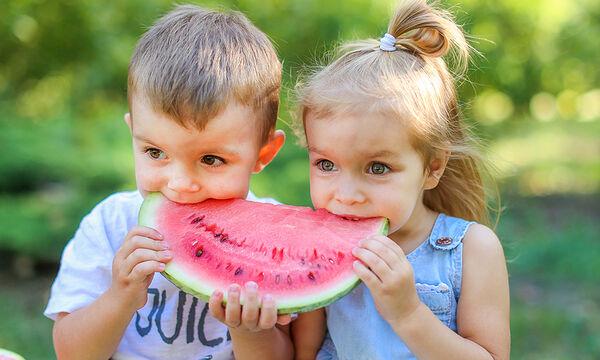 Η σημασία των φρούτων και των λαχανικών το καλοκαίρι στη διατροφή μας