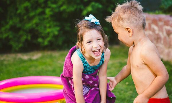 Καλοκαίρι στο σπίτι με τα παιδιά: Δέκα ιδέες για να περάσετε καλά