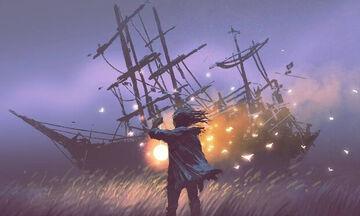 Είδες στο όνειρό σου ναυάγιο;