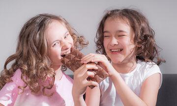 Είναι η σοκολάτα υγιεινή για τα παιδιά;