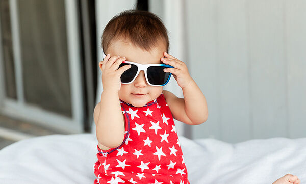 Πώς θα διαλέξω τα κατάλληλα γυαλιά ηλίου για το παιδί μου;