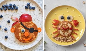 Εντυπωσιακό πρωινό για παιδιά: Δείτε προτάσεις για ευφάνταστα πιάτα (pics)
