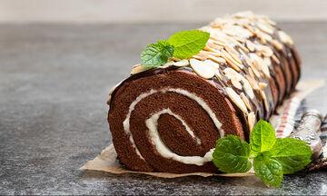 Φτιάξτε νόστιμο κορμό σοκολάτας