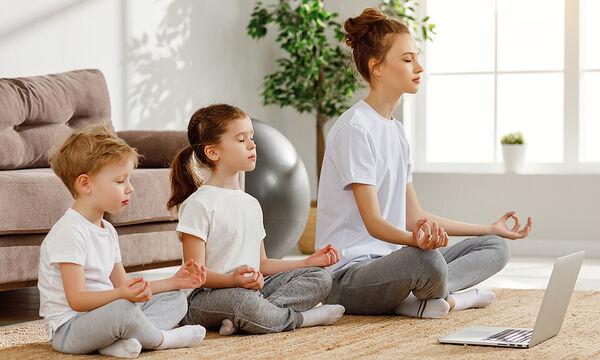 Πέντε τεχνικές ηρεμίας για μαμάδες και παιδιά