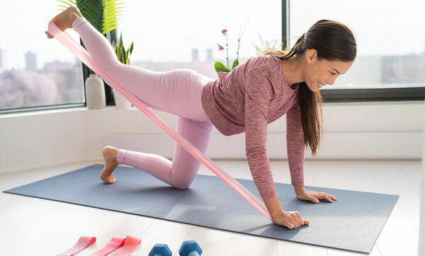 Εύκολο πρόγραμμα γυμναστικής για εκγύμναση όλου του σώματος