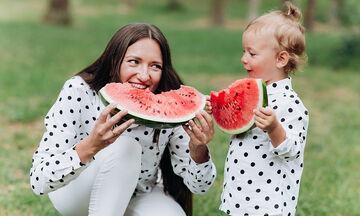 Διατροφή το καλοκαίρι για γερό ανοσοποιητικό