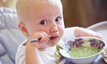 Παιδί και διατροφή: Τα έξι καλύτερα λαχανικά για μωρά