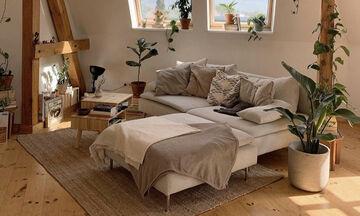 Μικρό σαλόνι; Δείτε υπέροχες ιδέες διακόσμησης (pics)