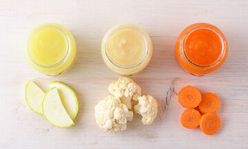 Smoothies για νήπια με κρυμμένα λαχανικά (pics)