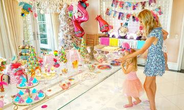 Nicky Hilton: Το εντυπωσιακό πάρτι της κόρης της είχε θέμα Trolls