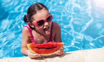Καλοκαίρι: προετοιμάζοντας το ανοσοποιητικό του παιδιού για το χειμώνα