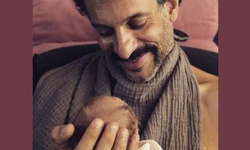 Γιώργος Χρανιώτης: Αυτή είναι η πιο υπέροχη φωτογραφία με τον γιο του
