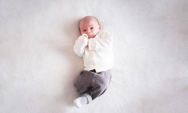 Ανάπτυξη παιδιού: Τι μπορεί να κάνει ένα βρέφος τον 1ο μήνα;
