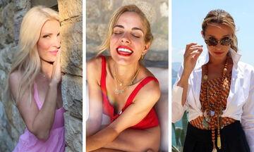 Πώς πέρασαν το Σαββατοκύριακο οι διάσημες Ελληνίδες μαμάδες (pics)