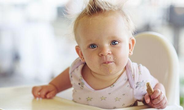 Μπισκότα για μωρά: Iδανικά για τα πρώτα του δοντάκια