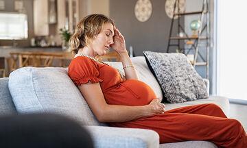 Πονοκέφαλος και εγκυμοσύνη: Πού οφείλεται και πώς θα ανακουφιστείτε