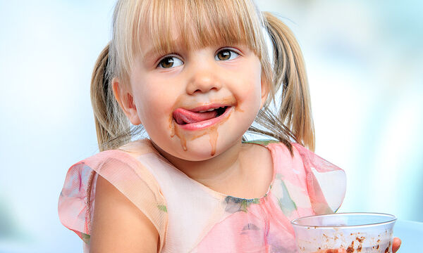 Σοκολατένιο smoothie με φυστικοβούτυρο και κουνουπίδι για παιδιά