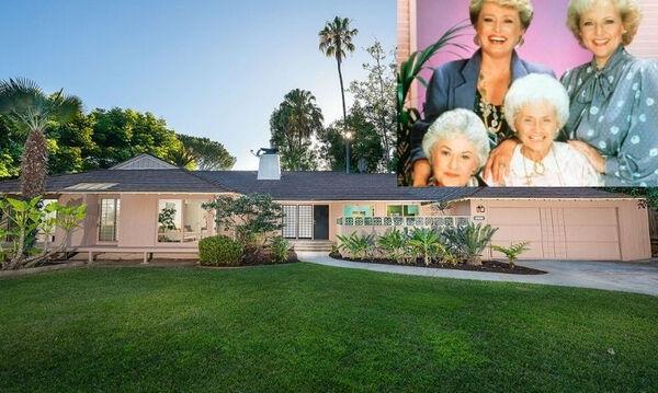 Το σπίτι των «Golden Girls» πωλείται σε εκπληκτική τιμή - Δείτε φώτο