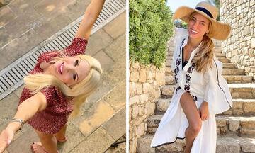 Ντύσου στις διακοπές σου όπως ακριβώς οι μαμάδες της εγχώριας showbiz