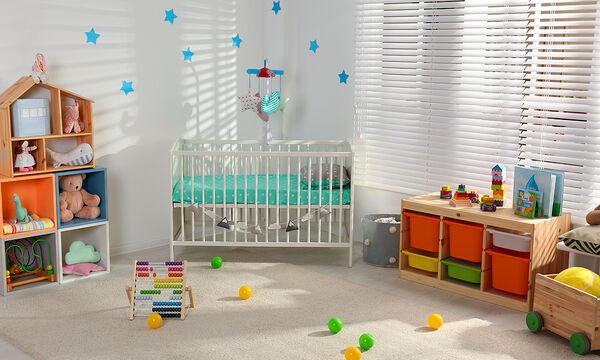 Μικρό βρεφικό δωμάτιο: Ιδέες για να το κάνετε κουκλίστικο (vid)