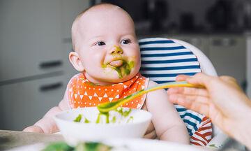 7 θρεπτικά συστατικά που θα ενισχύσουν το ανοσοποιητικό του μωρού σας