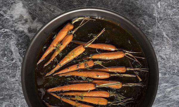 Καρότα με γλάσο μελιού του Άκη - Ακόμη & οι μικροί picky eaters θα τα λατρέψουν