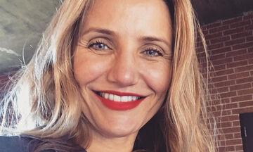 Cameron Diaz: Γιατί η καραντίνα ήταν παράδεισος για την ηθοποιό