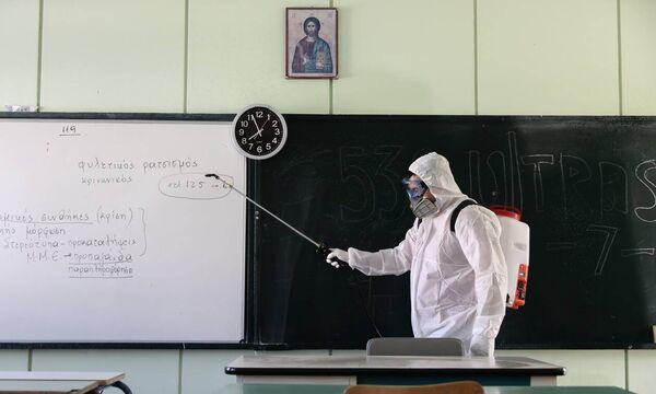 Κορονοϊός - Σχολεία: Πιθανά υποχρεωτική η μάσκα για τους μαθητές από Σεπτέμβρη