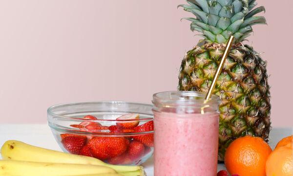 5 καλοκαιρινά smoothies για να χορτάσεις χωρίς φαγητό