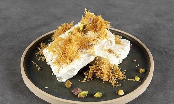 Παγωτό κανταΐφι από τον Άκη Πετρετζίκη - Το απόλυτο καλοκαιρινό γλυκό