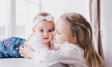 #SistersDay - Μια ημέρα αφιερωμένη στην αδερφή μας
