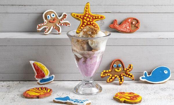 Καλοκαιρινά μπισκότα βουτύρου από τον Άκη Πετρετζίκη - Τα παιδιά θα ξετρελαθούν