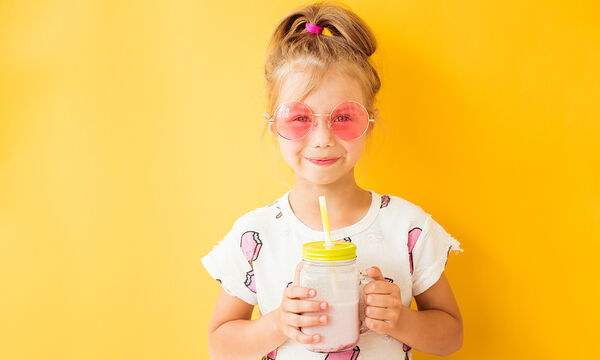 Smoothie για παιδιά με σοκολάτα και κεράσια - Θα το ζητάνε συνέχεια