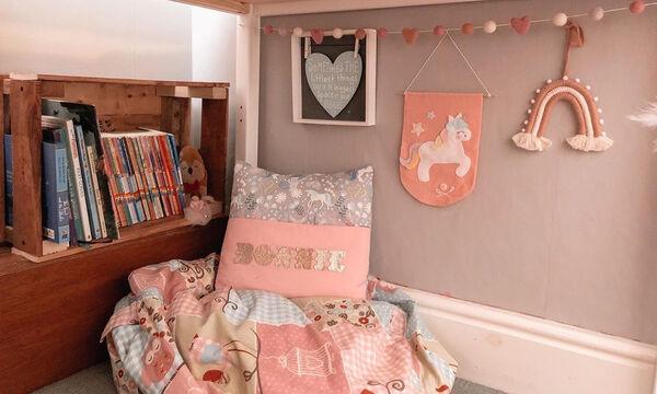 Γωνιά ανάγνωσης - Δημιουργήστε την ωραιότερη στο παιδικό δωμάτιο (pics)