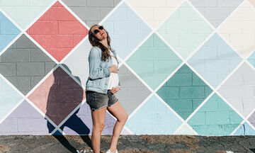 Τέσσερα πράγματα που θα καταλάβεις όταν χάσεις τα κιλά της εγκυμοσύνης
