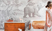 Παιδικό δωμάτιο: Φανταστικές ταπετσαρίες τοίχου για να το διακοσμήσετε