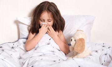 Aνοσοποιητικό παιδιού: Πώς θα το ενισχύσετε