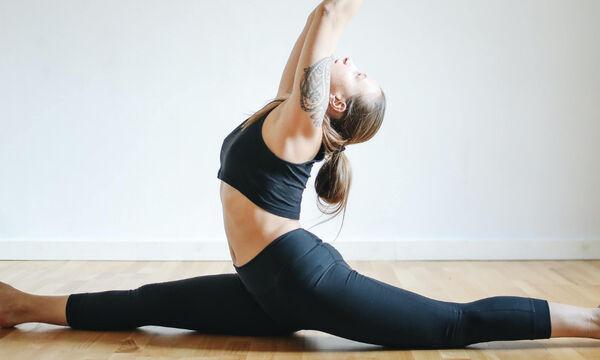 Αυτές είναι οι 3 καλύτερες στάσεις yoga για απόλυτη χαλάρωση