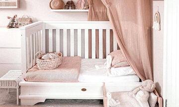 Δέκα παραμυθένια παιδικά δωμάτια για κορίτσια που θα σας εμπνεύσουν (pics)
