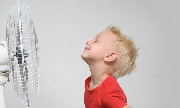 Τι να κάνετε όταν το παιδί ιδρώνει υπερβολικά
