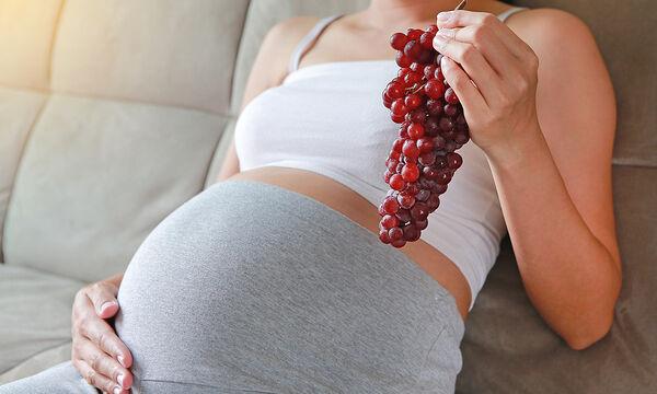 Σταφύλι στη διατροφή της εγκύου: Ποια τα οφέλη;