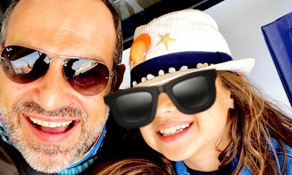 Κρατερός Κατσούλης: Δημοσίευσε φώτο των παιδιών του από τα Κουφονήσια